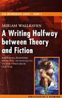 A Writing Halfway Between Theory and Fiction