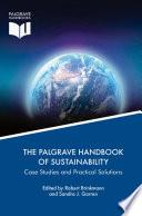 The Palgrave Handbook Of Sustainability Book PDF