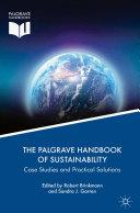 The Palgrave Handbook of Sustainability