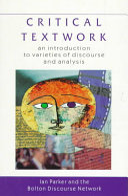 Critical Textwork