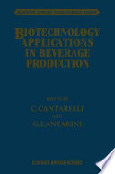 Biotechnology Applications In Beverage Production