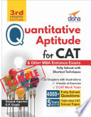 Sample Quantitative Aptitude For Cat Other Mba Entrance Exams 3rd Edition
