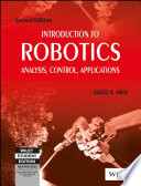 Introduction To Robotics: Analysis,Control,Applications, 2nd Edition