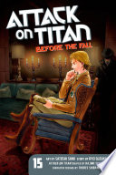 Attack on Titan  Before the Fall 15 Book PDF