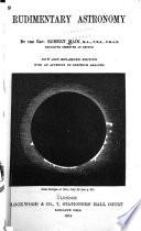 Rudimentary Astronomy