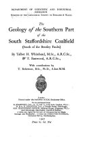Memoirs of the Geological Survey  of  England   Wales