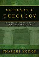Systematic Theology, All Three Volumes [Pdf/ePub] eBook