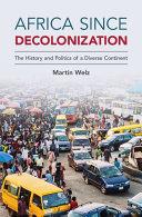 Africa since Decolonization
