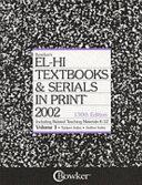 El Hi Textbooks   Serials in Print