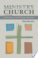 Ministry in the Church 2nd Edition