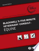 Blackwell s Five Minute Veterinary Consult Book