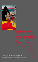 Performance, Politics, and the War on Terror [Pdf/ePub] eBook