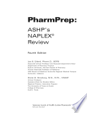PharmPrep: ASHP's NAPLEX Review