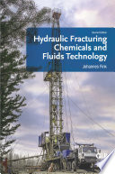 Hydraulic Fracturing Chemicals and Fluids Technology Book