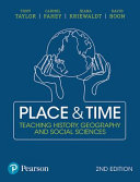 Cover of Place and Time: Teaching History, Geography and Social Sciences