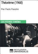 Théorème de Pier Paolo Pasolini
