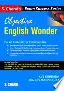 Objective English Wonder (For all Competitive Examinations)