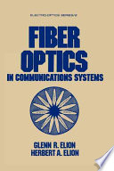 Fiber Optics In Communications Systems Book PDF