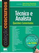Técnico e Analista - Questões Comentadas