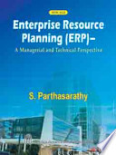 Enterprise Resource Planning A Managerial Technical Perspective Book PDF