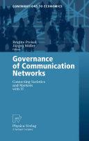 Governance of Communication Networks