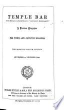 Temple Bar Book PDF