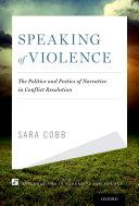 Speaking of Violence