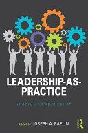 Leadership-as-Practice Pdf/ePub eBook