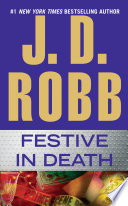 Festive in Death Book