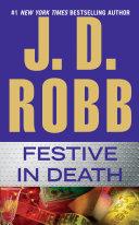Festive in Death Pdf/ePub eBook