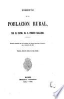 Fomento de la población rural