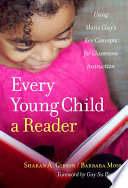 Every Young Child a Reader Book