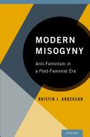 Pdf Modern Misogyny Telecharger