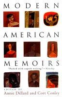 Modern American Memoirs Book