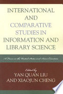 International and Comparative Studies in Information and Library Science