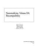 Nanomedicine, Volume IIA