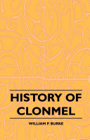 History of Clonmel Pdf/ePub eBook