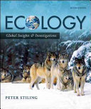Ecology  Global Insights and Investigations Book