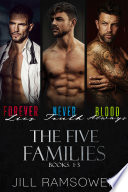 The Five Families  Books 1 3 Book PDF