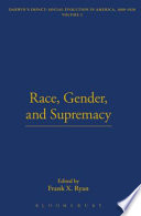 Race Gender And Supremacy
