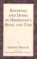 Knowing   Doing in Heidegger s Being   Time