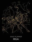 2020 Planner Riga