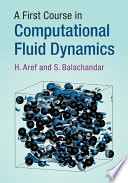 A First Course in Computational Fluid Dynamics Book