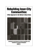 Rebuilding Inner city Communities
