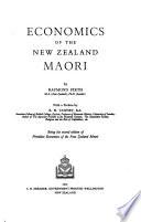 Economics of the New Zealand Maori