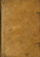 Origen i progreso del officio divino i de sus obseruancias catolicas desde el siglo primero de la Iglesia al presente