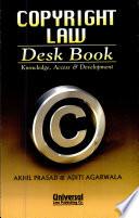 Copyright Law Desk Book