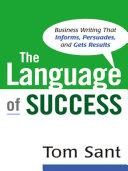 The Language of Success