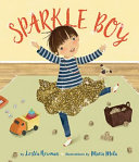 Sparkle Boy Leslea Newman Cover