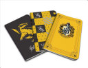 Harry Potter  Hufflepuff Pocket Notebook Collection  Set of 3